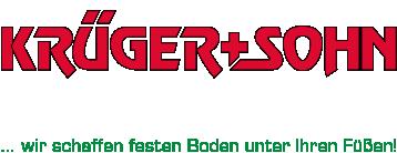 Krüger+Sohn Malereibetrieb & Fußbodentechnik GmbH
